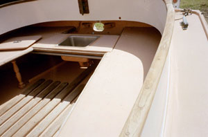 Cat Boat Refurbishment